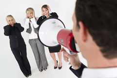 Too Much Information Stock Photography