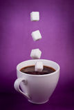 Too much sugar Stock Photo