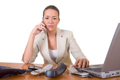 Too Much Work! Royalty Free Stock Photo