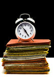 Too much work, too little time Royalty Free Stock Photos