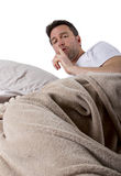 Too Noisy to Sleep Stock Image