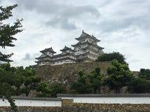 Himeji-the Himeji Castle royalty free stock image