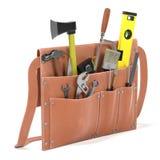 Tool bag Stock Photo