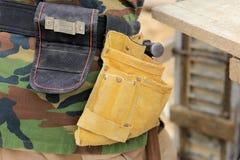 Tool bag for labor Stock Photography