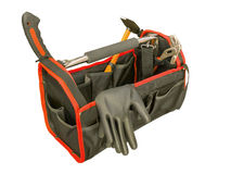 Tool bag Stock Photography
