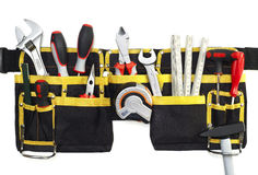Tool belt Royalty Free Stock Photos