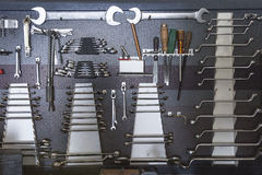 Tool board Stock Photography