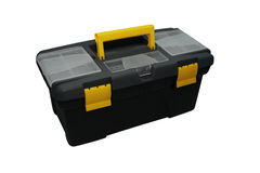 Tool box. Royalty Free Stock Images