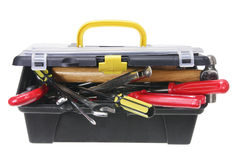 Free Tool Box Royalty Free Stock Images - 21799689
