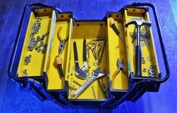 Tool box Royalty Free Stock Image