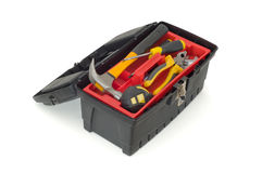 Tool-box Royalty Free Stock Image