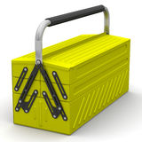 Tool box Royalty Free Stock Photography