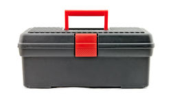 Tool box isolated. On white background stock photos