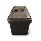 Tool box isolated on a white Stock Photo