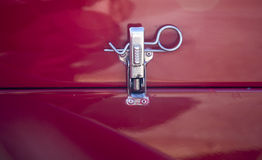 Tool box lock Royalty Free Stock Images