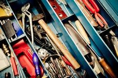 Tool box Stock Photography