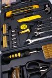 Tool Box Set Royalty Free Stock Images