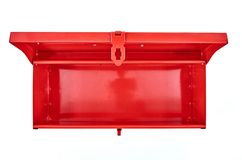 Tool Box. A studio photo of a industrial tool box Stock Photo