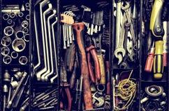 Tool box. Royalty Free Stock Photo