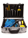 Tool case Royalty Free Stock Images