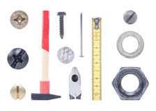 Tool Collection Stock Photography