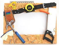 Tool Frame Royalty Free Stock Photo
