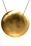 Tool  gong Royalty Free Stock Photography