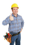 Tool Guy Thumbsup Royalty Free Stock Photography