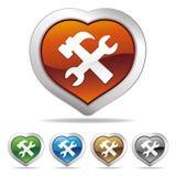 tool icon Stock Photography