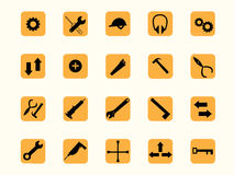Tool icon Stock Photography