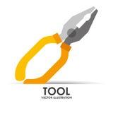 Tool icon Royalty Free Stock Photos