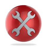 Tool icon Royalty Free Stock Photo