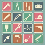 Tool icon Stock Photo