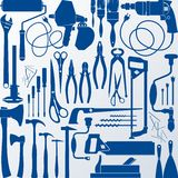 Tool kit Royalty Free Stock Image
