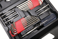 Tool kit Royalty Free Stock Photography