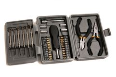 Tool kit Stock Image