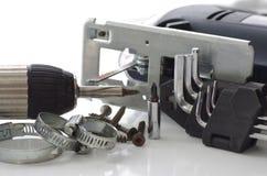Tool kit Stock Image