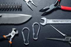 Tool kit royalty free stock images