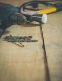 tool kit Stock Photography