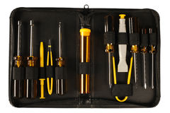 Tool kit (XXL) Royalty Free Stock Photos