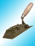 The tool of the mason Stock Photo