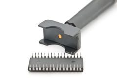 Tool for microchips. Stock Image