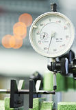 Tool quality measuring process Royalty Free Stock Images