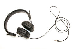 Stylish headphones Royalty Free Stock Photography