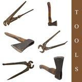 Tool set Royalty Free Stock Photography
