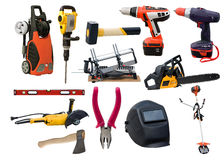 Tool set Stock Images