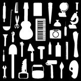 Tool set Royalty Free Stock Images