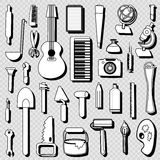 Tool set Stock Photography