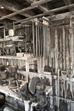 Tool shed Royalty Free Stock Photo
