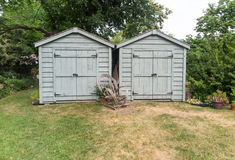 Tool shed Stock Images